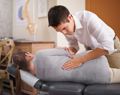 Chiropractic care for Stress Reduction
